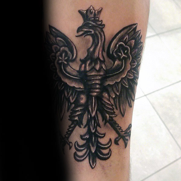 Polish Tattoo Ideas: Polish Eagle Tattoos Designs, Ideas And Meaning