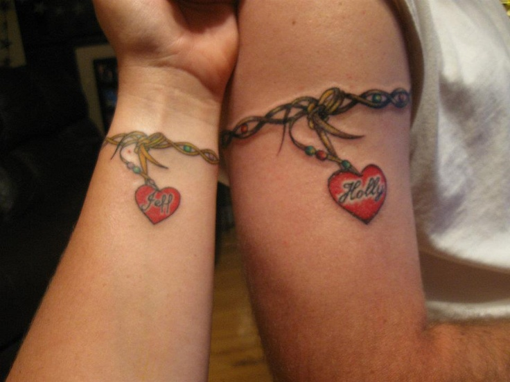 Matching Love Tattoos Designs Ideas And Meaning Tattoos For You