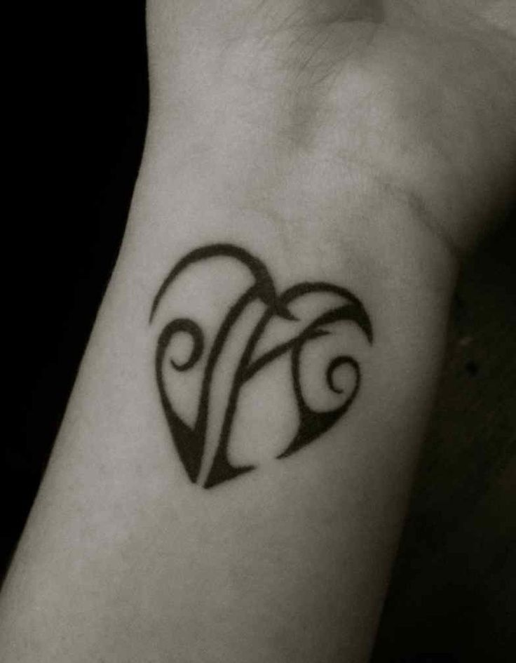 82 awesome letter wrist tattoos design dental index