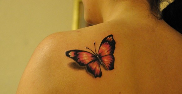 shoulder butterfly tattoo designs ideas and meaning tattoos for you. Black Bedroom Furniture Sets. Home Design Ideas