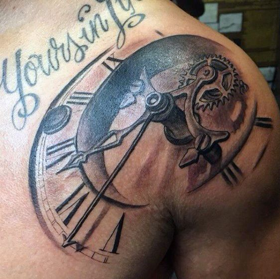 Shoulder tattoos for men designs ideas and meaning for Tattoos ideas for men
