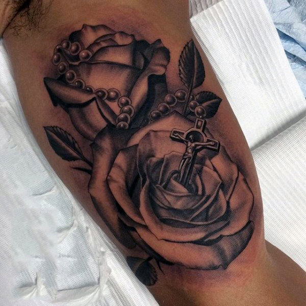 bicep tattoos for men designs ideas and meaning tattoos for you. Black Bedroom Furniture Sets. Home Design Ideas