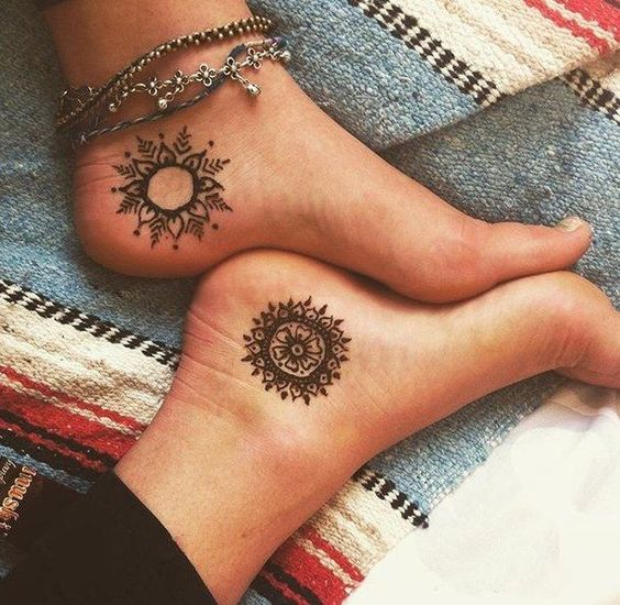 Best Friend Matching Tattoos Designs, Ideas and Meaning   Tattoos ...