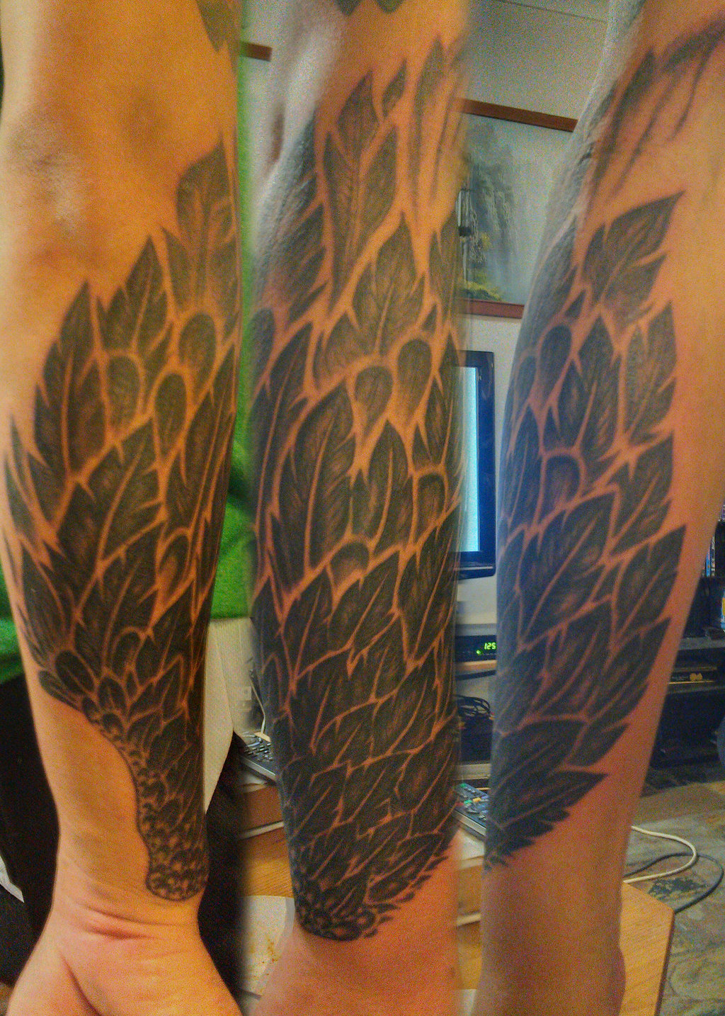 Forearm Wing Tattoo Designs, Ideas and Meaning | Tattoos