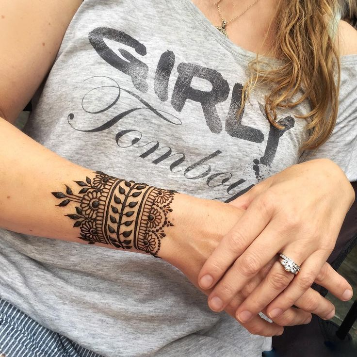 wrist henna tattoos designs ideas and meaning tattoos for you