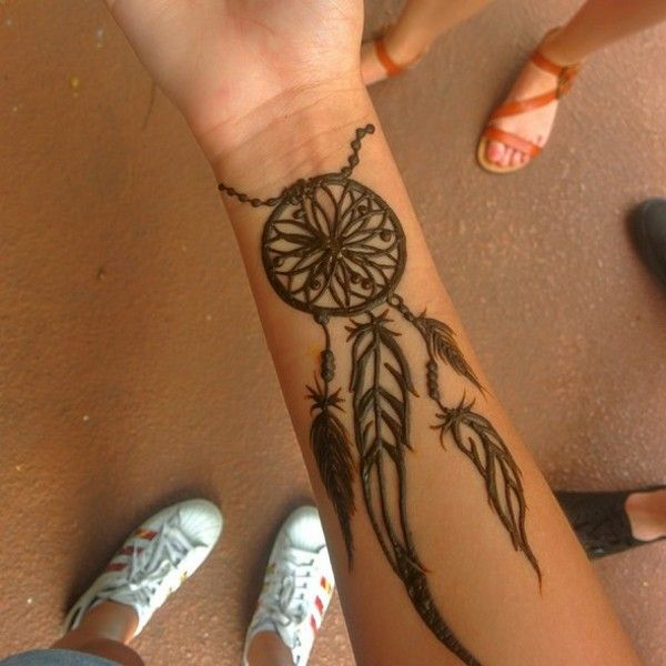 Wrist Henna Tattoos Designs, Ideas and Meaning | Tattoos For You