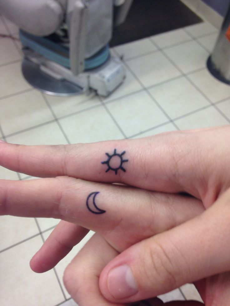 Sun Finger Tattoo Designs Ideas And Meaning Tattoos For You
