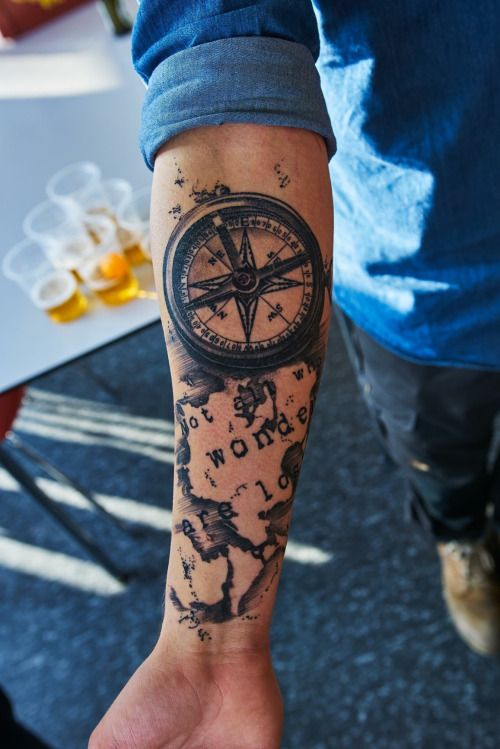 Inner forearm tattoos designs ideas and meaning tattoos for Male tattoo ideas