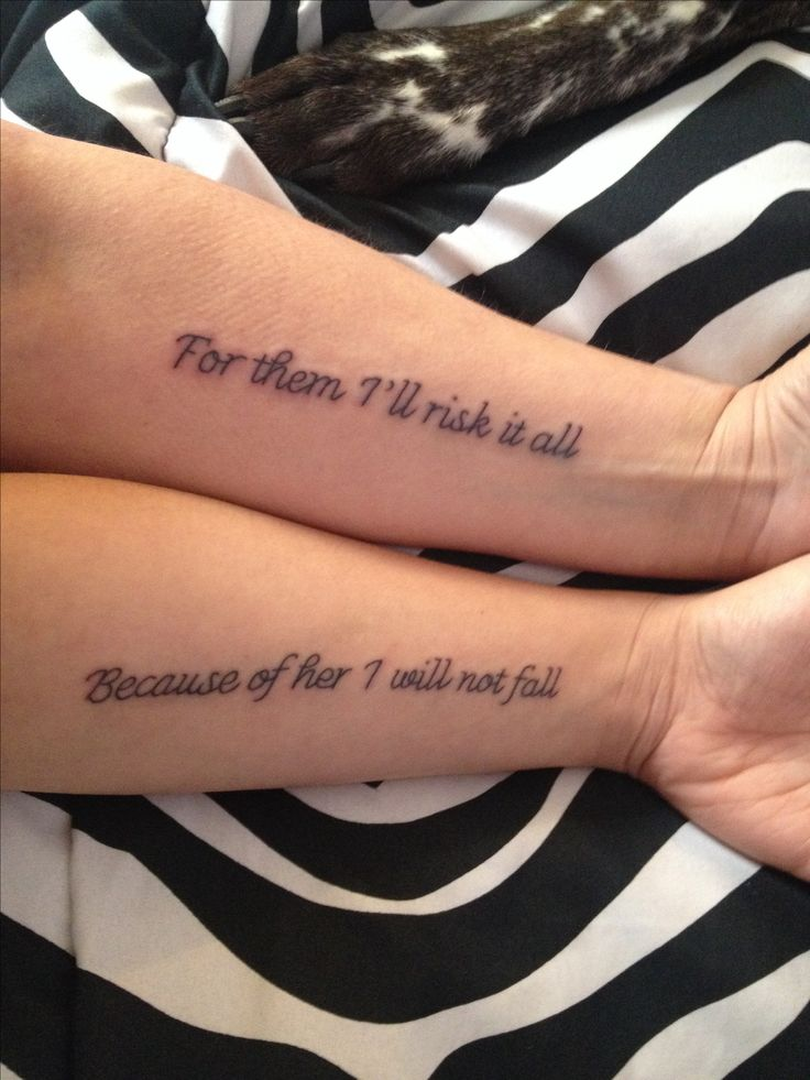 Mother and son matching tattoos designs ideas and meaning for Mother son tattoo ideas