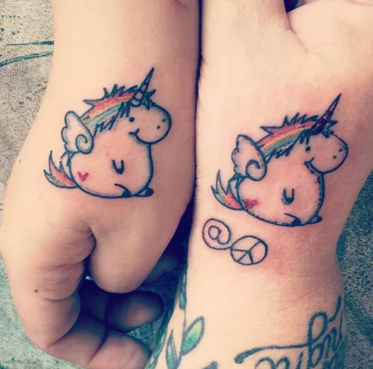 Best Friend Matching Tattoos Designs, Ideas and Meaning | Tattoos ...