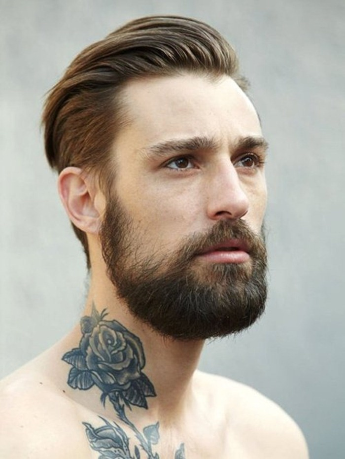 Neck Tattoos For Men Designs Ideas And Meanings Tattoos For You