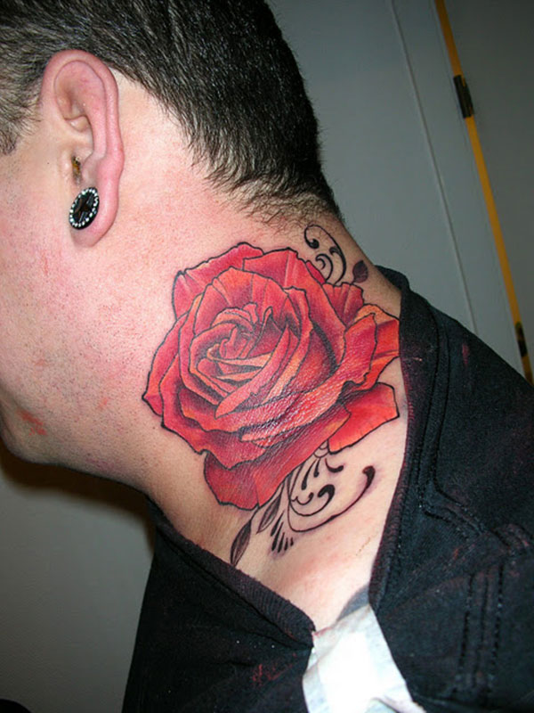 Neck Tattoos for Men Designs, Ideas and Meanings | Tattoos For You
