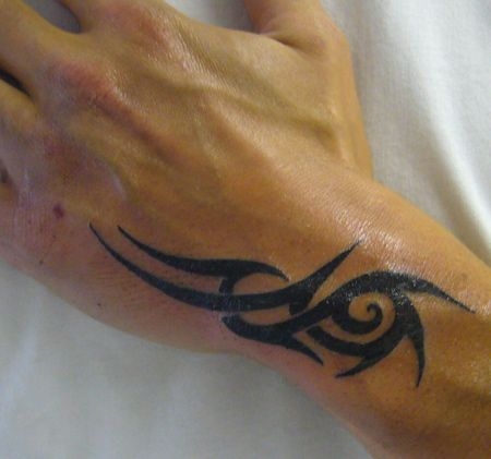 Tribal Wrist Tattoos Designs, Ideas and Meaning | Tattoos ...
