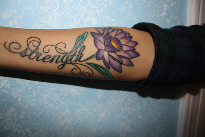 Forearm Tattoos For Women Designs Ideas And Meaning Tattoos For You