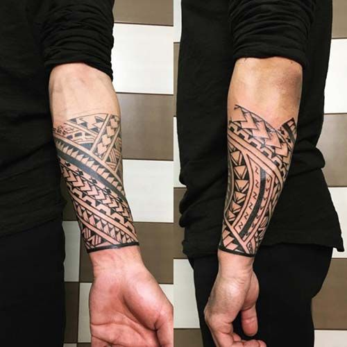 Tribal Forearm Tattoos Designs Ideas And Meaning Tattoos