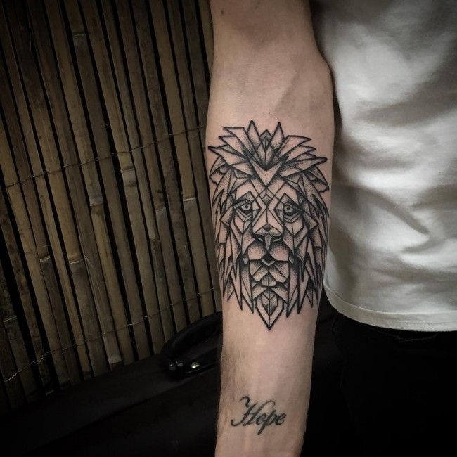 Tattoo Designs Geometric: Geometric Tattoos Designs, Ideas And Meaning