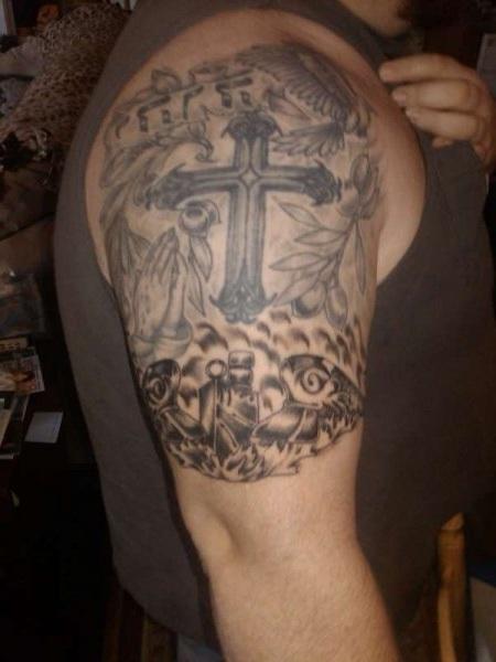 Quarter Sleeve Tattoo Ideas