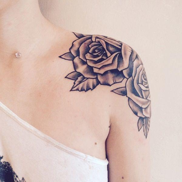 Rose sleeve tattoos tumblr