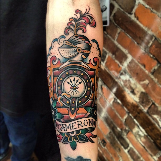 Tattoo Ideas Traditional: Traditional Tattoo Sleeve Designs, Ideas And Meaning
