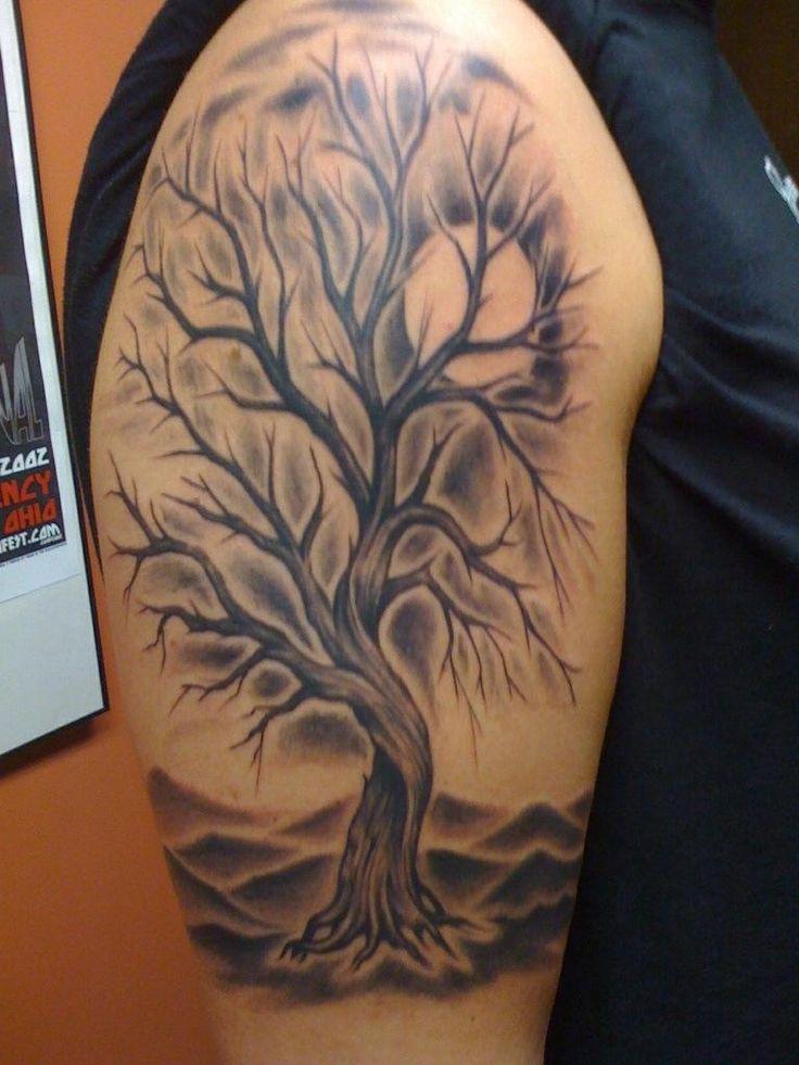 Palm Tree Half Sleeve Tattoo Best Tattoo Ideas