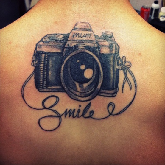 camera tattoo designs ideas and meaning tattoos for you. Black Bedroom Furniture Sets. Home Design Ideas