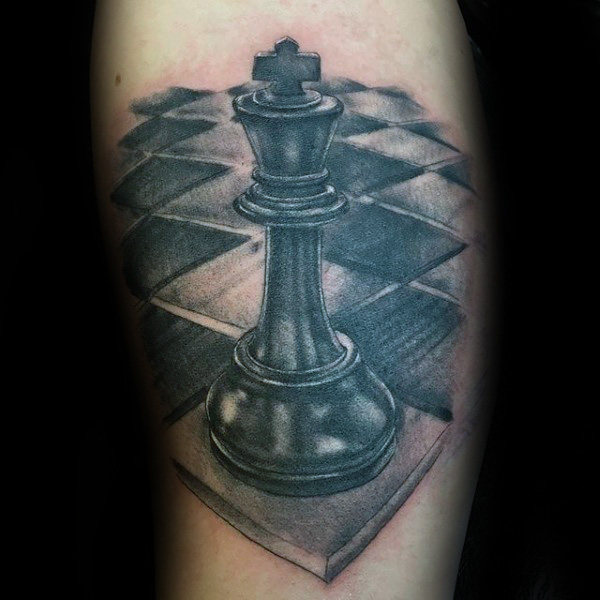 Chess Tattoo Designs Ideas And Meaning Tattoos For You border=