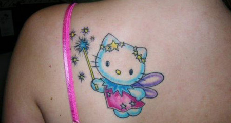 9e2a0855c Hello Kitty Tattoos Designs, Ideas and Meaning   Tattoos For You