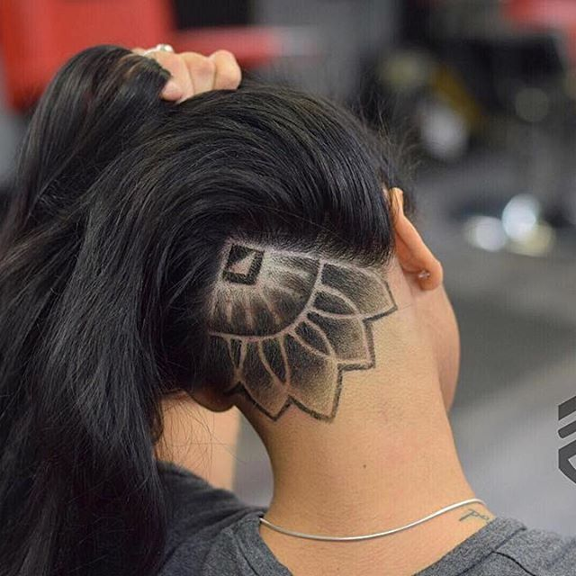 Hair Tattoo For Girl Designs Ideas And Meaning Tattoos