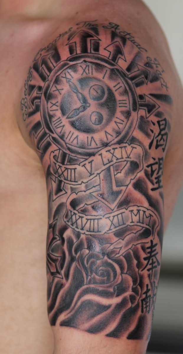 80f255684cce6 Half Sleeve Tattoos for Men Designs, Ideas and Meaning | Tattoos For You