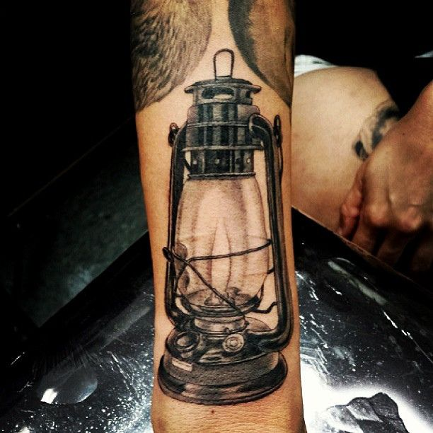 Lantern Tattoo Designs, Ideas and Meaning | Tattoos For You