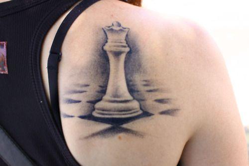 Queen Of Spades Tattoo Designs