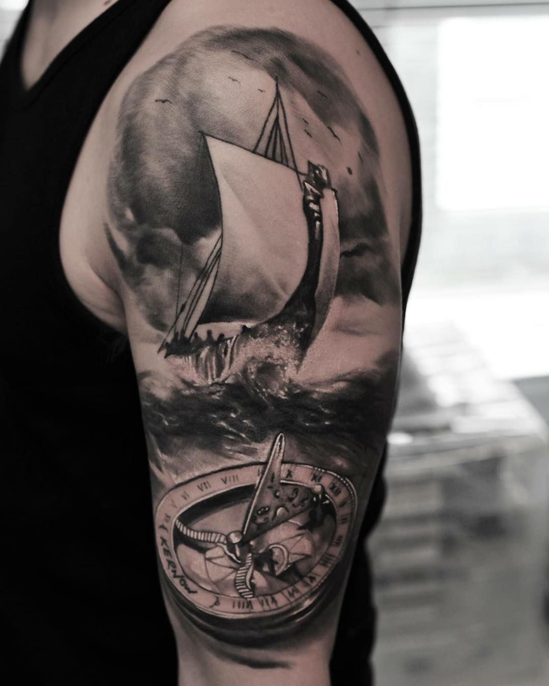 Tattoo Ideas Video: Storm Tattoo Designs, Ideas And Meaning