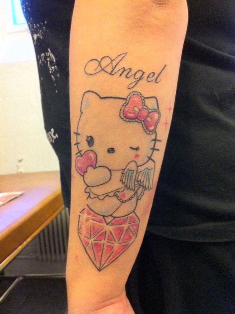 God! Well Hello kitty lip tattoo opinion