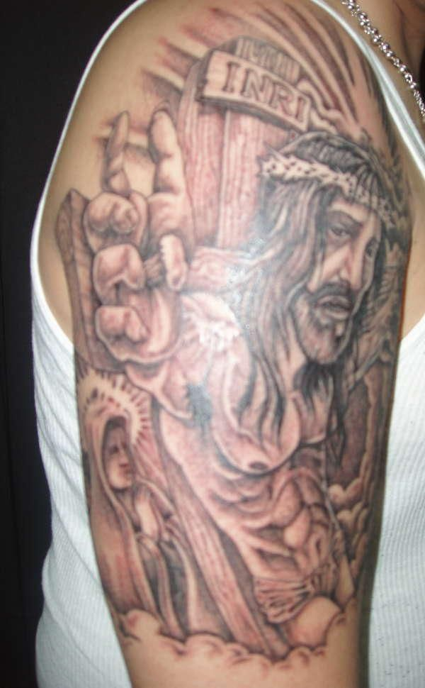 Christian Tattoos For Men Designs Ideas And Meaning Tattoos For You