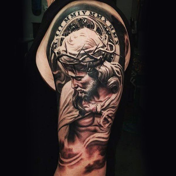 Christian Tattoos For Men Designs, Ideas And Meaning