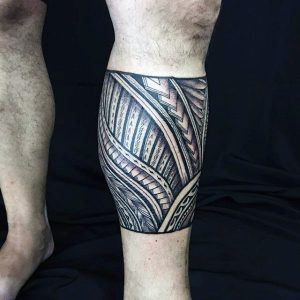 4f241d05ff3a7e Leg Tattoos for Men Designs, Ideas and Meaning | Tattoos For You