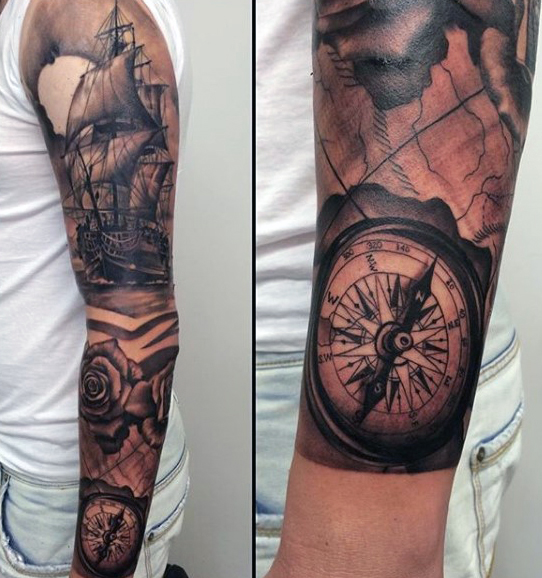 Navy Tattoos Designs Ideas And Meaning