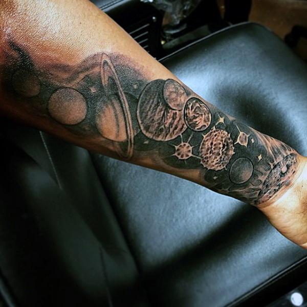Unique Sleeve Tattoo Designs