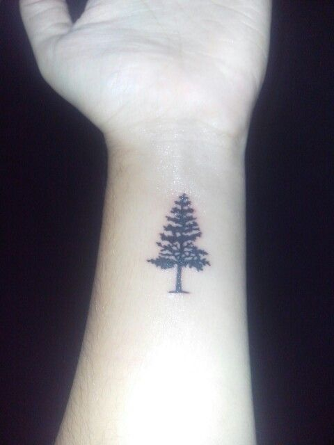 Tree Wrist Tattoo Designs Ideas And Meaning Tattoos For You