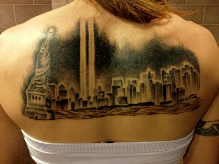 skyline tattoo designs ideas and meaning tattoos for you. Black Bedroom Furniture Sets. Home Design Ideas