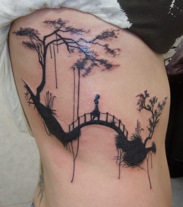 Tattoo Ideas On Ribs: Rib Tattoos For Girls Designs, Ideas And Meaning