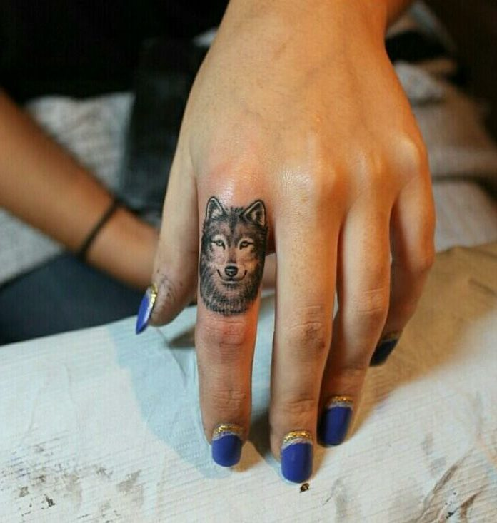 animal finger tattoos designs ideas and meaning tattoos for you. Black Bedroom Furniture Sets. Home Design Ideas