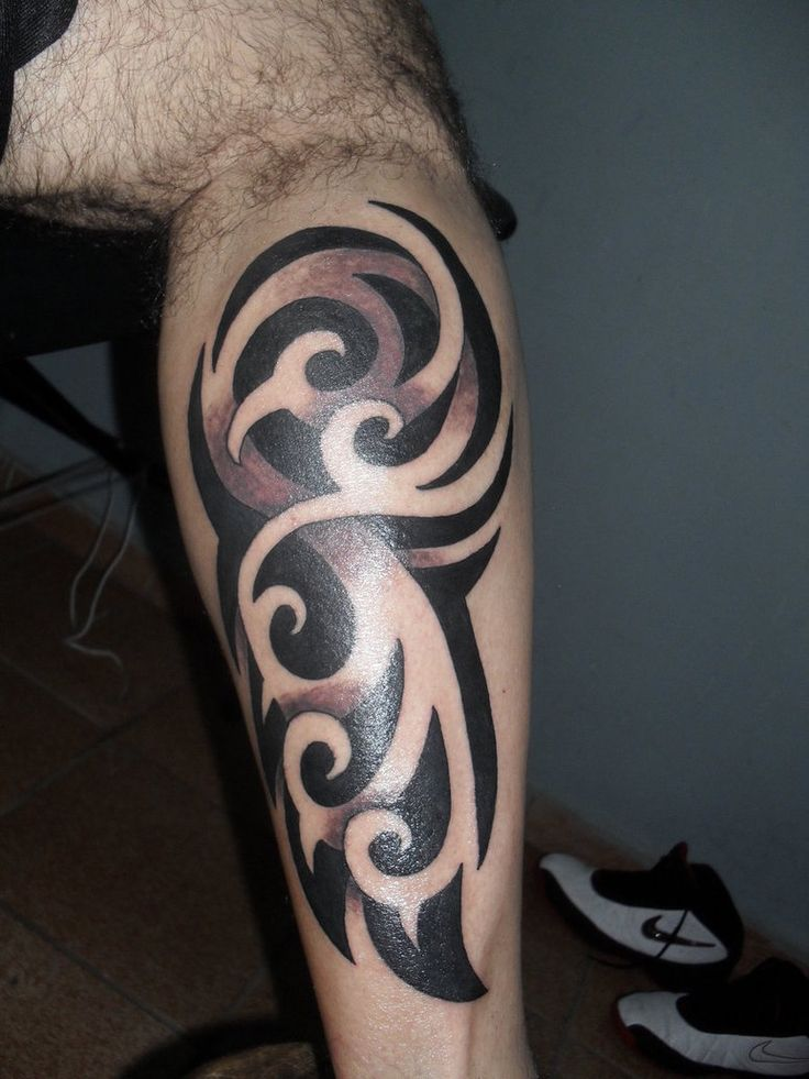 Calf tattoos for men designs ideas and meaning tattoos for Tattoos ideas for men