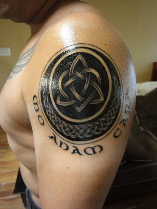 Tattoos With Meanings For Men: Celtic Tattoos For Men Designs, Ideas And Meaning