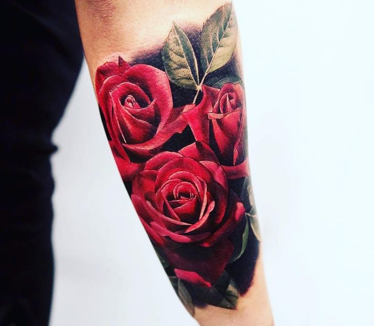 rose tattoo for men designs ideas and meaning tattoos for you. Black Bedroom Furniture Sets. Home Design Ideas