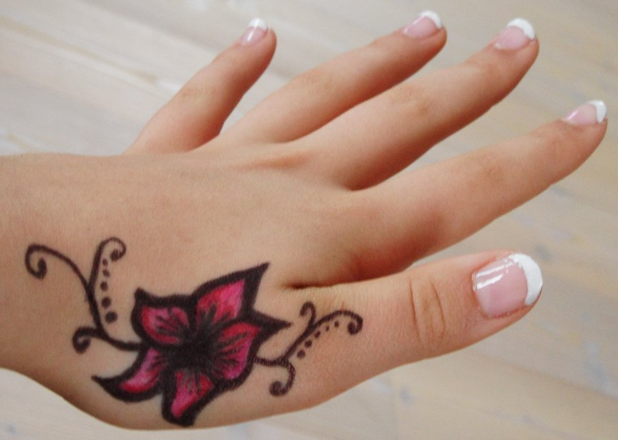 Hand Tattoos For Girls Designs Ideas And Meaning Tattoos For You