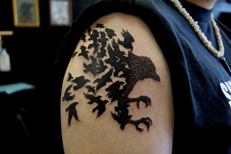 Bird Tattoos For Men Designs Ideas And Meaning Tattoos For You