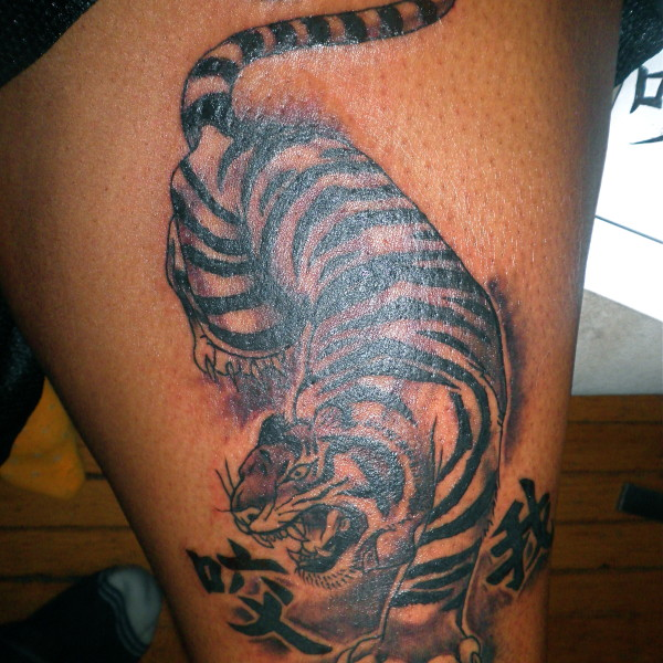 Permalink to Thigh Tattoo Ideas For Girls