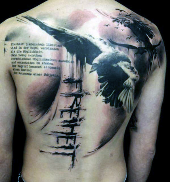 Back Tattoos For Men Designs Ideas And Meaning Tattoos For You