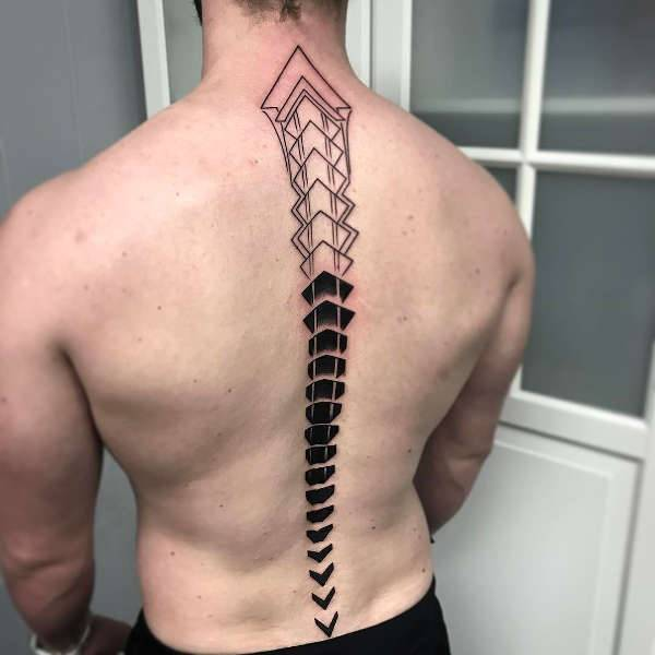 Tattoo For Men Com: Back Tattoos For Men Designs, Ideas And Meaning